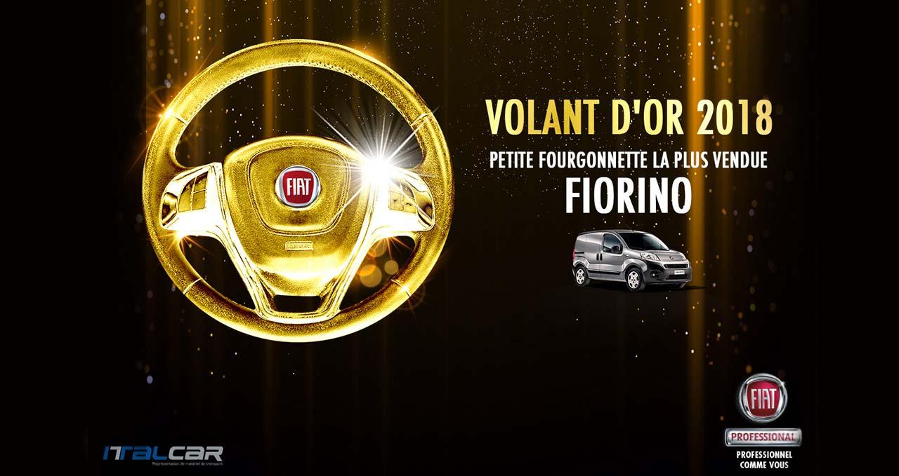 """Novi Fiorino osvaja nagradu """"Volant d'or"""" u Tunisu"""